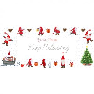 Lewis & Irene's Keep Believing Collection