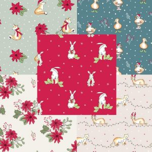 Debbie Shore's Christmas Critters Collection